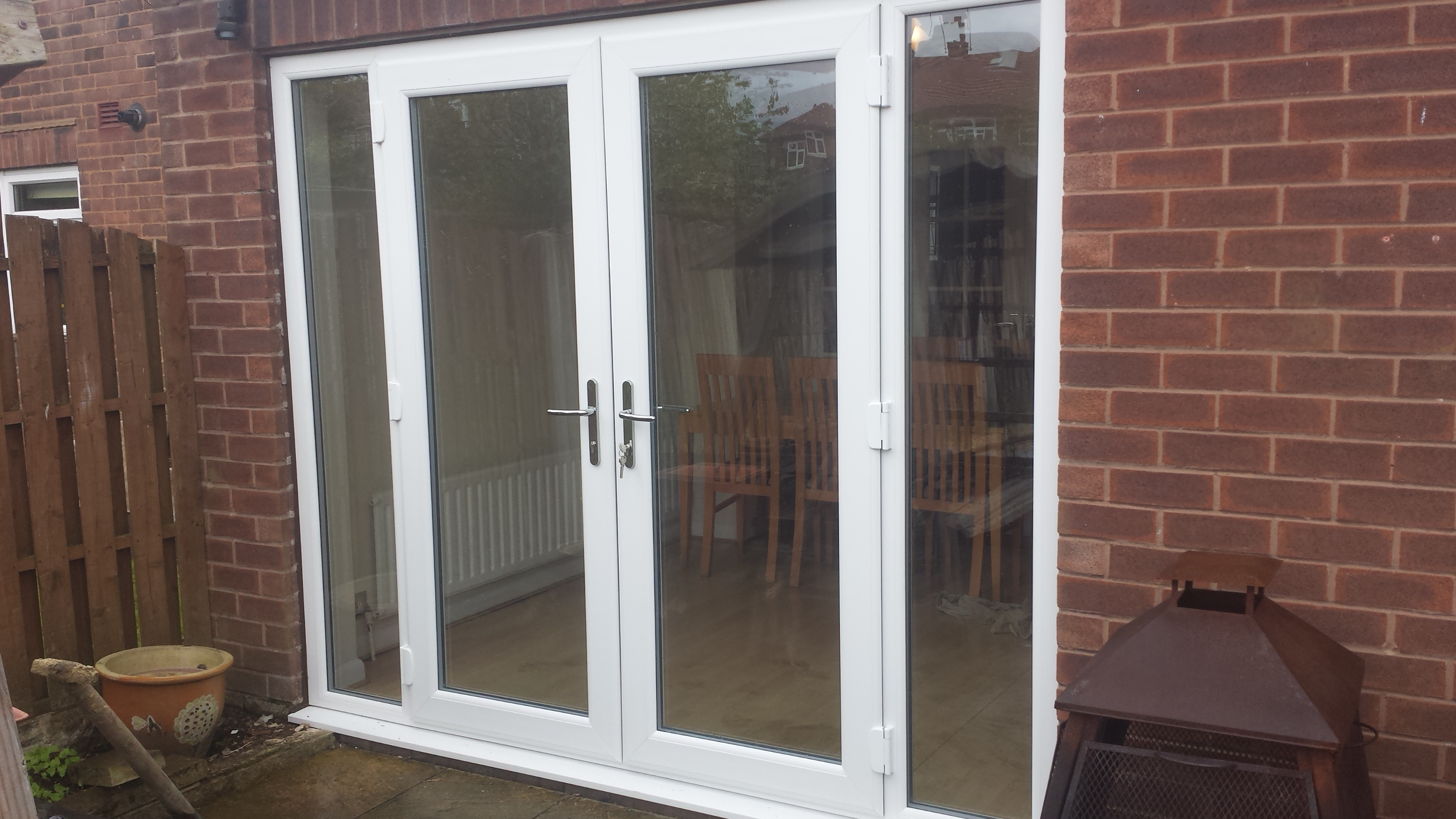 Windows for French doors barnsley